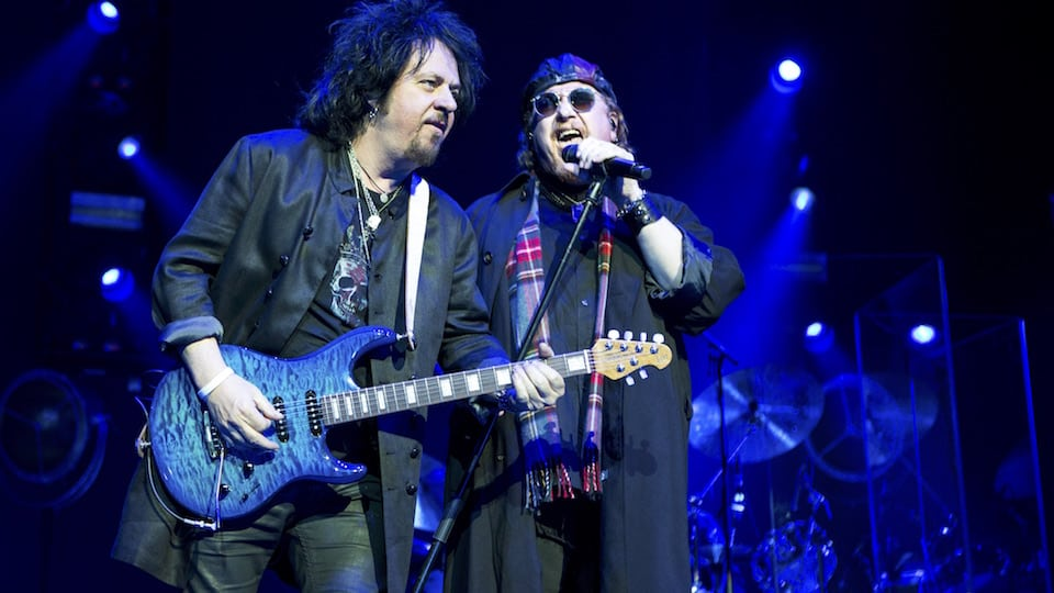 Hear Toto\'s Drums Echoing Tonight - CultureSonar