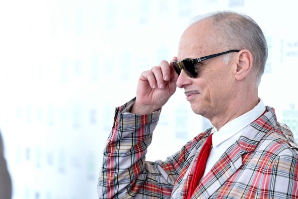 John Waters in Sunglasses courtesy of Getty Images