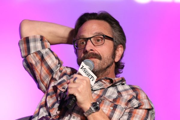 Marc Maron at Variety's Spring 2014 Entertainment and Technology Summit Courtesy of Getty Images