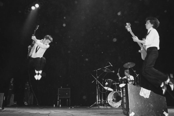 The Jam Courtesy of Getty Images