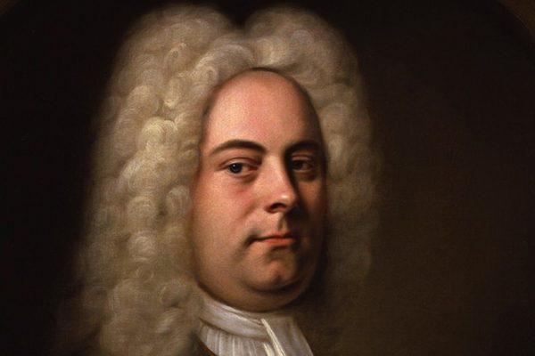 Handel's Portrait (Public Domain)