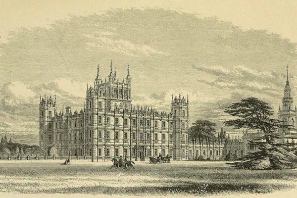 Highclere House (Public Domain)