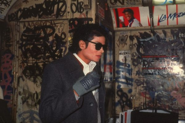 Michael Jackson 1986 Courtesy of Getty Images