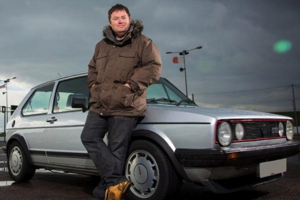 Mike Brewer of Wheelers Dealers (PR Photo)