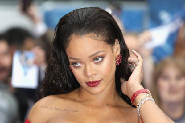 Rihanna 2017 Courtesy of Getty