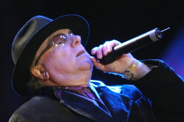 Van Morrison 2004 Courtesy of Getty