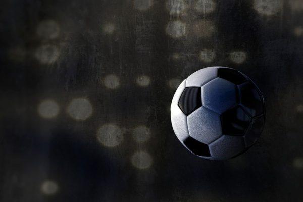 Soccer ball (Public domain image)