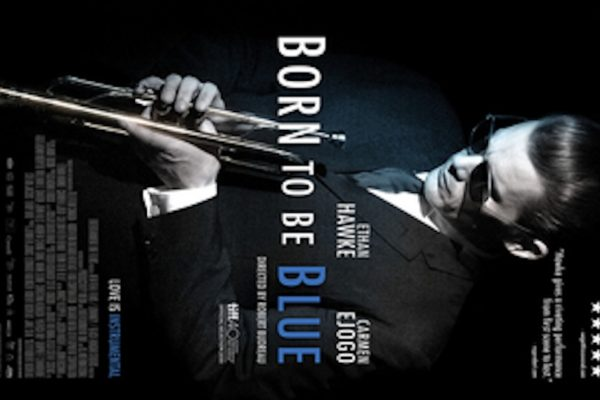Born to Be Blue poster (Fair Use)