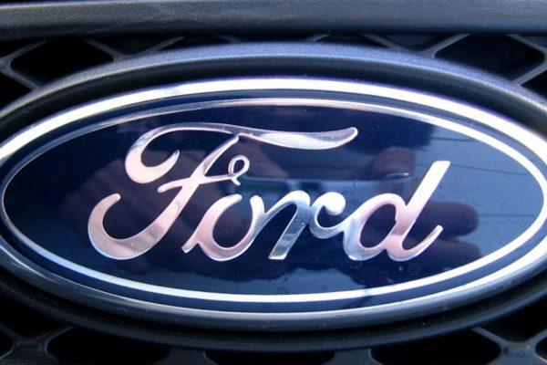Ford logo (Public Domain)