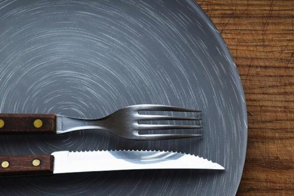 Knife and Fork (courtesy of Pixabay)