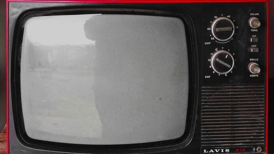 Vintage TV (Courtesy of Pixabay)