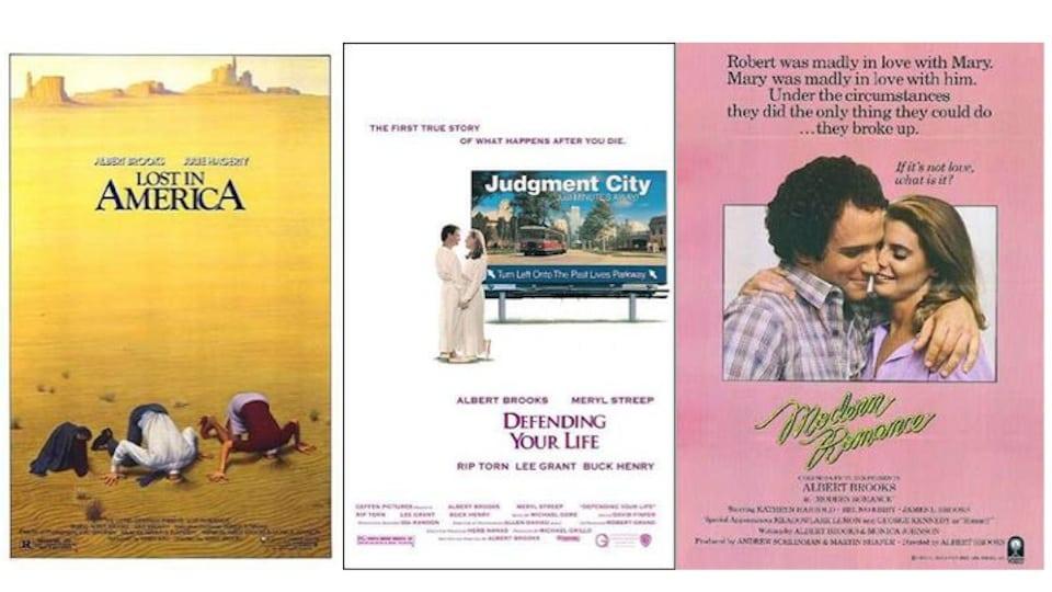 Albert Brooks movies