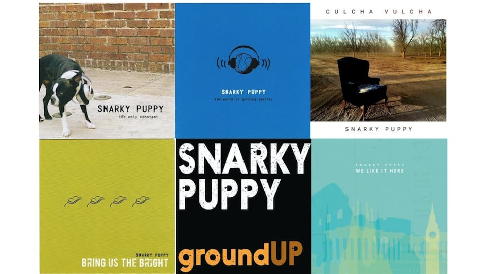 Snarky Puppy LPs