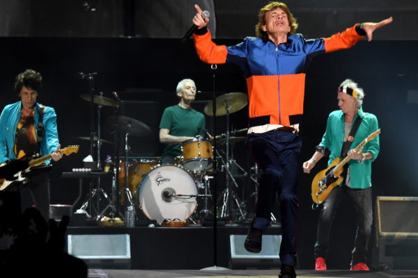 The Rolling Stones at Desert Trip Courtesy of Getty
