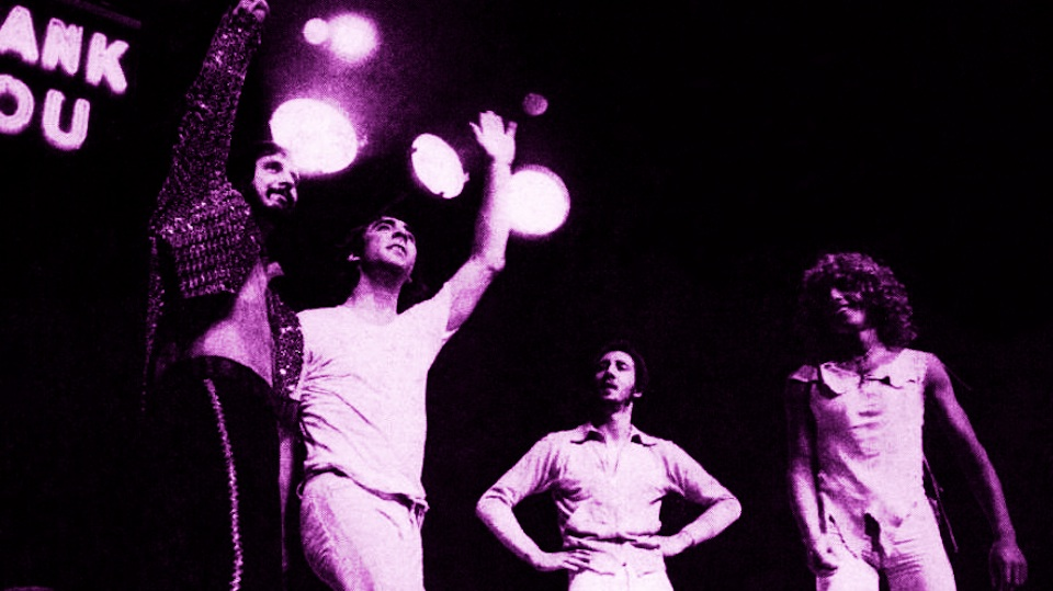 Public domain image of The Who