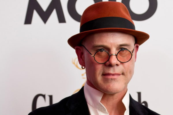 Thomas Dolby at the Glenfiddich Mojo Honors List 2011