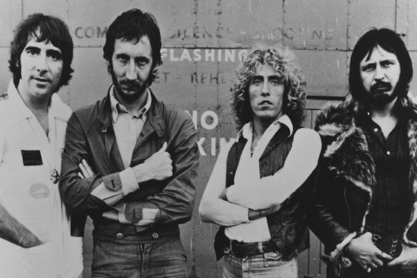 The Who 1978 Courtesy of Getty