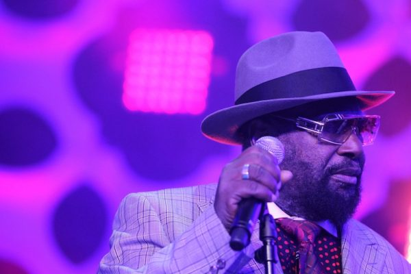 George Clinton 2014 Courtesy of Getty