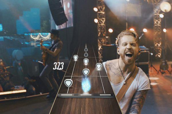 Guitar Hero Live (Fair Use)