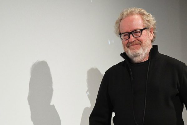 Ridley Scott at SXSW Courtesy of Getty Images
