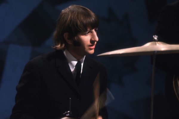 That's Not Ringo on the Drums? - CultureSonar
