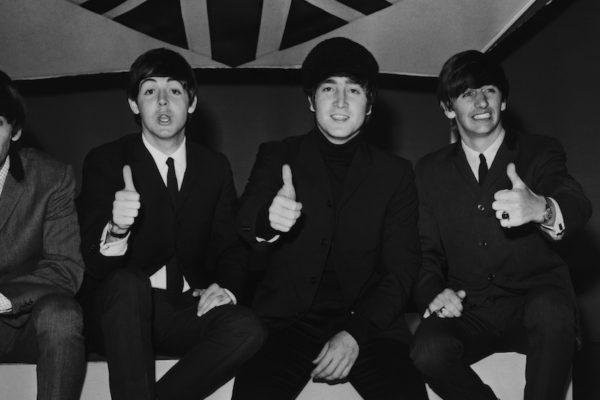 Beatles solo singles