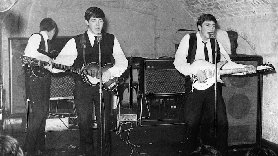 beatles cavern club