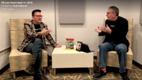 Kenneth A. Womack and Scott Freiman (Facebook Live)
