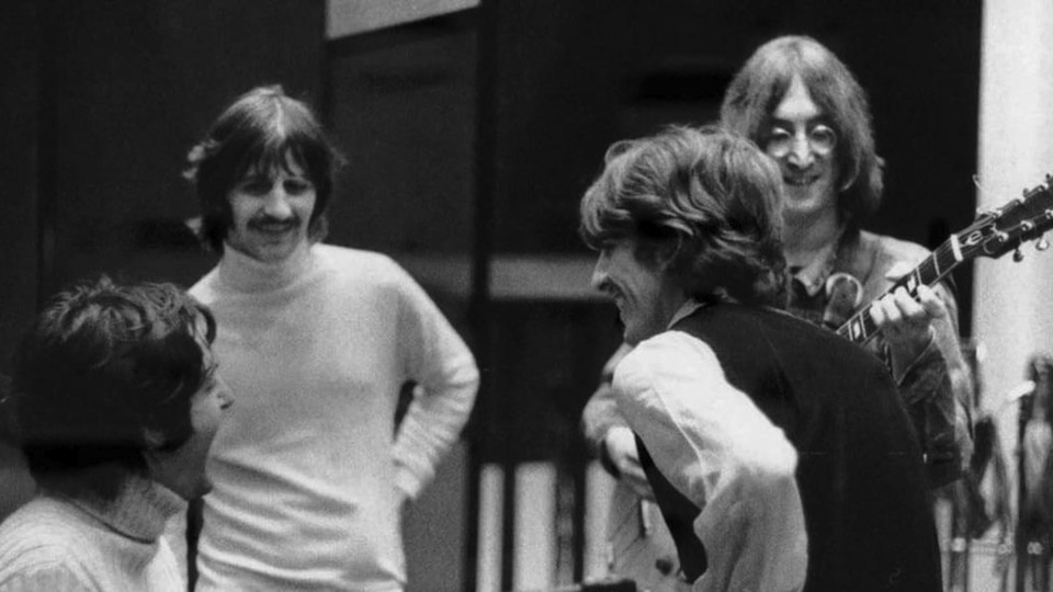 beatles white album