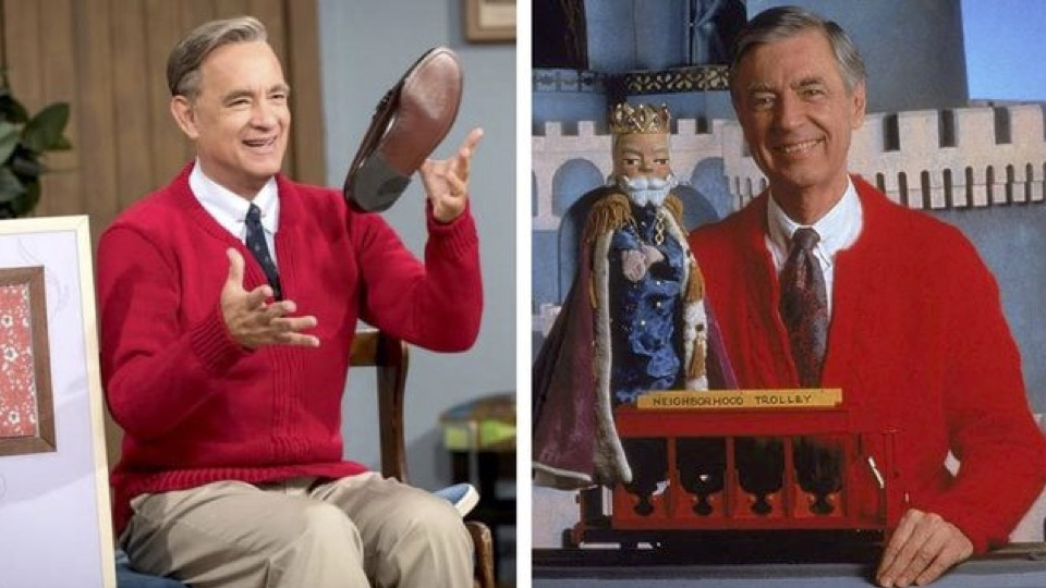 tom hanks mr. rogers