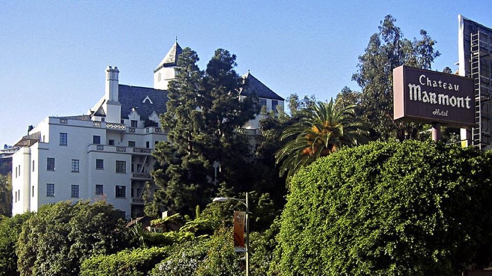 L.A. hotels