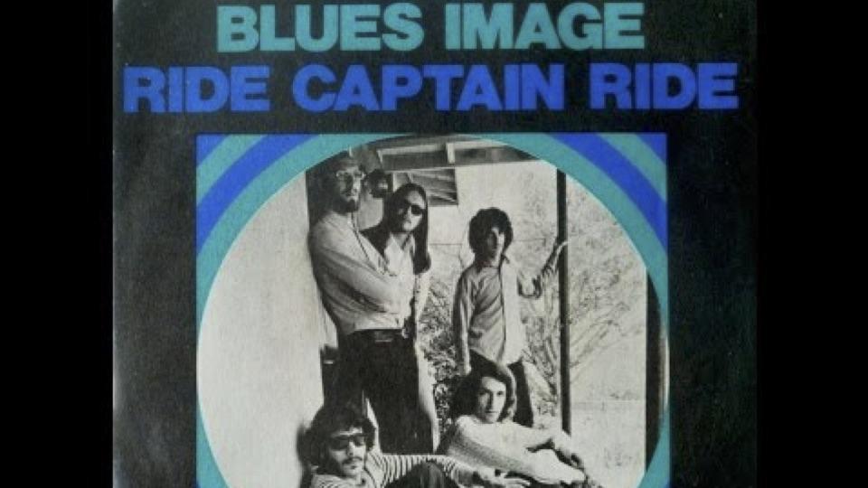 ride captain ride