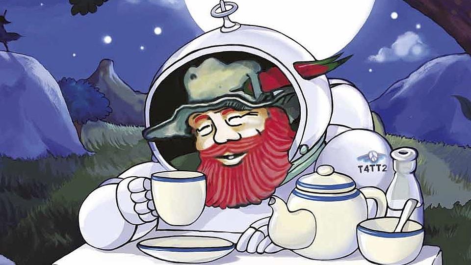 tea for tillerman